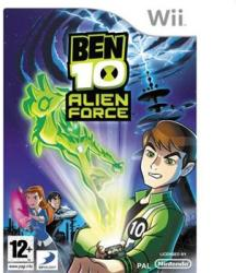 D3 Publisher Ben 10 Alien Force (Wii)