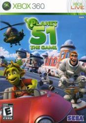 SEGA Planet 51 (Xbox 360)