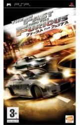Namco Bandai The Fast and the Furious Tokyo Drift (PSP)
