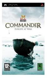 Koch Media Military History Commander Europe at War (PSP)