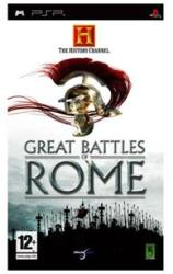 Black Bean The History Channel: Great Battles of Rome (PSP)