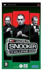 SEGA World Snooker Championship 2005 (PSP)