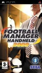 SEGA Football Manager Handheld 2009 (PSP)
