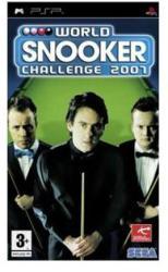 SEGA World Snooker Challenge 2007 (PSP)