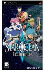 Square Enix Star Ocean First Departure (PSP)