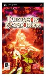 Hudson Dungeon Explorer: Warriors of Ancient (PSP)
