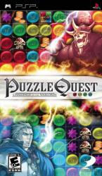 D3 Publisher Puzzle Quest Challenge of the Warlords (PSP)