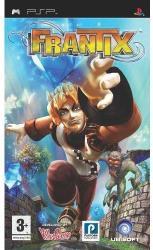 Ubisoft Frantix A Puzzle Adventure (PSP)