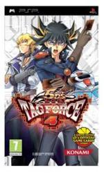 Konami Yu-Gi-Oh! 5D's Tag Force 4 (PSP)