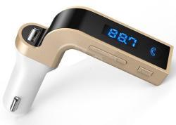 Navi Szivargyújtós 4 az 1-ben Bluetooth FM Transmitter F-FM-004