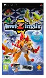 Sony Invizimals [Camera Bundle] (PSP)
