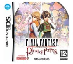 Square Enix Final Fantasy Crystal Chronicles: Ring of Fates (Nintendo DS)