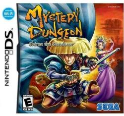 SEGA Mystery Dungeon Shiren the Wanderer (NDS)