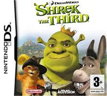 Activision Shrek the Third (Nintendo DS)
