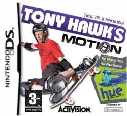 Activision Tony Hawk's Motion (Nintendo DS)