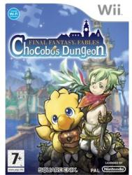 Square Enix Final Fantasy Fables Chocobo's Dungeon (Wii)