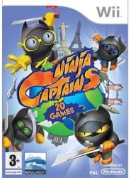 Nordcurrent Ninja Captains (Wii)