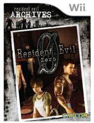Capcom Resident Evil Archives Resident Evil Zero (Wii)