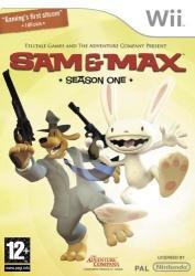 The Adventure Company Sam & Max Season One (Wii)
