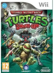 Ubisoft Teenage Mutant Ninja Turtles Smash-Up (Wii)