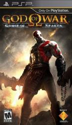 Sony God of War Ghost of Sparta (PSP)