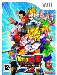 Bandai Dragon Ball Z Budokai Tenkaichi 2 (Wii)