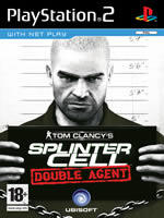 Ubisoft Tom Clancy's Splinter Cell Double Agent (PS2)