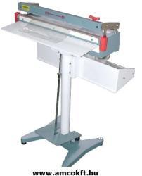 MERCIER ME600FC Fóliahegesztő, lábpedálos, késes 2, 5mmx600mm
