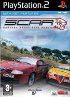 Black Bean S.C.A.R. Squadra Corse Alfa Romeo (PS2)