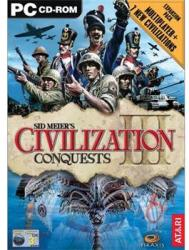 Atari Civilization III Conquests (PC)