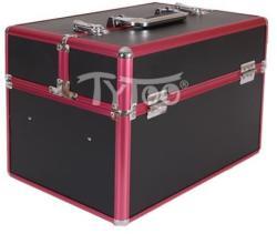 TyToo Kozmetikai bőrönd TyToo 37, 5 x 26 x 28, 5 cm Fekete