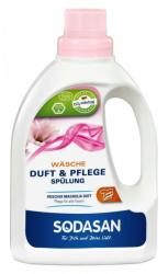 SODASAN Balsam și parfumant ecologic pentru rufe cu magnolie SODASAN 750-ml