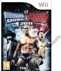 THQ WWE SmackDown vs RAW 2011 (Wii)