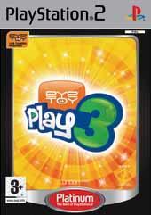 Sony EyeToy Play 3 [Platinum] (PS2)