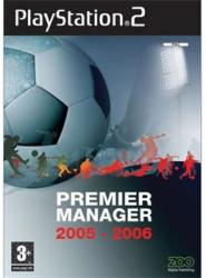 Zoo Games Premier Manager 2005-2006 (PS2)