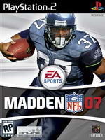 Electronic Arts Madden NFL 07 (PS2)