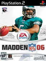 Electronic Arts Madden NFL 06 (PS2)