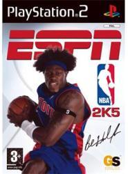 SEGA ESPN NBA 2K5 (PS2)