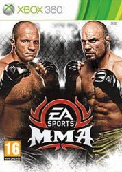 Electronic Arts MMA Mixed Martial Arts (Xbox 360)