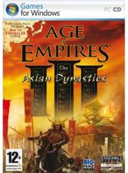 Microsoft Age of Empires III The Asian Dynasties (PC)