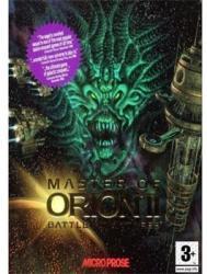 Atari Master of Orion 2: Battles at Antares (PC)