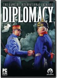 Paradox Diplomacy The Game of International Intrigue (PC)