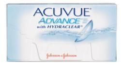 Johnson & Johnson Acuvue Advance Hydraclear (6) - Saptamanal