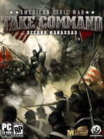 Global Star Software American Civil War Take Command Second Manassas (PC)