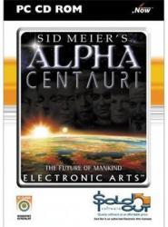 Electronic Arts Sid Meier's Alpha Centauri (PC)