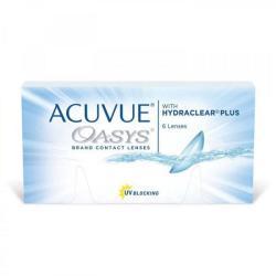 Johnson & Johnson Acuvue Oasys Hydraclear Plus - 6 Buc - Saptamanal