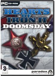 Paradox Hearts of Iron II Doomsday (PC)