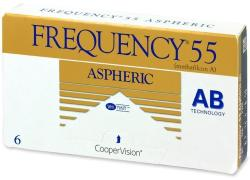 CooperVision Frequency 55 Aspheric (6) - Lunar