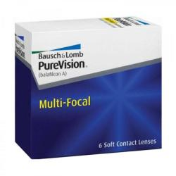 Bausch & Lomb PureVision Multi-Focal (6) - Lunar