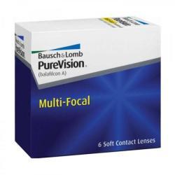 Bausch & Lomb PureVision Multi-Focal (6) - Lunar